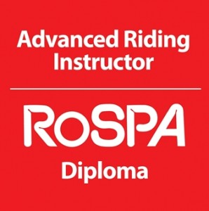 ROSPA Diploma in Advanced Riding Instruction